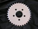 30 Tooth Rear Sprocket for use with HD Wheels & XS-650 Yamaha